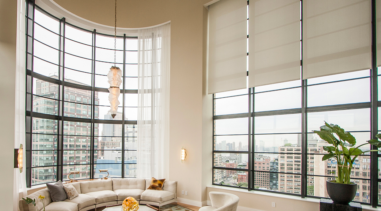 Skyline Windows project in New York City